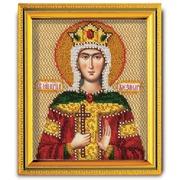 """Набор для вышивания бисером Радуга бисера (Кроше) """"Св. Царица Александра"""""""