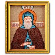 """Набор для вышивания бисером Радуга бисера (Кроше) """"Св. Даниил"""""""