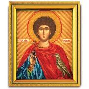 """Набор для вышивания бисером Радуга бисера (Кроше) """"Св. Трифон"""""""