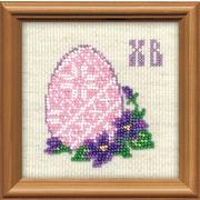 """Набор для вышивания крестом Риолис """"Пасхальное яйцо"""""""