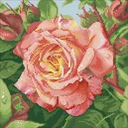 """Набор для выкладывания мозаики Паутинка """"Чайная роза"""""""