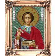 """Набор для вышивания бисером Вышиваем бисером """"Великомученик и целитель Пантелеимон"""""""