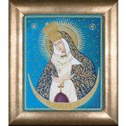 """Набор для вышивания крестом Thea Gouverneur """"Остробрамская икона Божией Матери"""""""