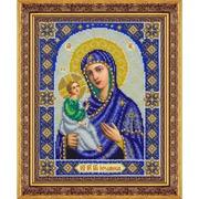 """Набор для вышивания бисером Паутинка """"Пресвятая Богородица Иерусалимская"""""""
