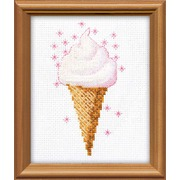 """Набор для вышивания бисером Риолис """"Мороженое"""""""