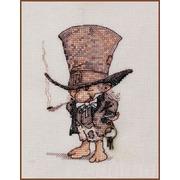 """Набор для вышивания крестом NeoCraft """"Джентльмен в шляпе"""""""