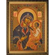 """Набор для вышивания крестом Риолис """"Богоматерь Грузинская"""""""