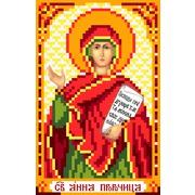 """Канва/ткань с нанесенным рисунком Матрёнин посад """"Святая Анна пророчница"""""""