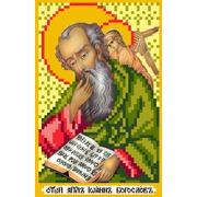 """Ткань с рисунком для вышивки бисером Матрёнин посад """"Святой Иоанн Богослов"""""""