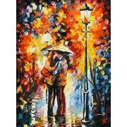 """Набор для раскрашивания Белоснежка """"Поцелуй под дождем"""""""