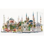 """Набор для вышивания крестом Thea Gouverneur """"Стамбул"""""""