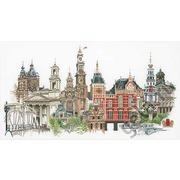 """Набор для вышивания крестом Thea Gouverneur """"Амстердам"""""""