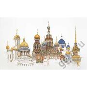"""Набор для вышивания крестом Thea Gouverneur """"Санкт-Петербург"""""""