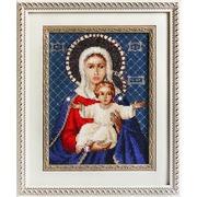 """Набор для вышивания крестом Luca-S """"Леушинская Богоматерь"""""""