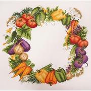"""Набор для вышивания крестом Марья искусница """"Овощное изобилие"""""""