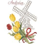 """Набор для вышивания крестом Матрёнин посад """"Амстердам"""""""