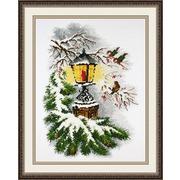 """Набор для вышивания крестом Овен """"Волшебный фонарь"""""""