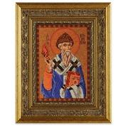 """Набор для вышивания бисером Радуга бисера (Кроше) """"Святитель Спиридон Тримифунтский"""""""