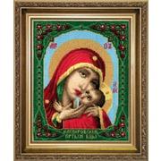 """Набор для вышивания крестом Чаривна Мить """"Икона Образ Пресвятой Богородицы Касперовской"""""""