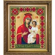 """Набор для вышивания крестом Чаривна Мить """"Икона Образ Пресвятой Богородицы Избавительница"""""""