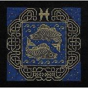 """Набор для вышивания крестом Риолис """"Рыбы"""""""