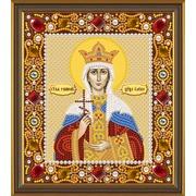 """Набор для вышивания бисером Nova sloboda """"Св. Равноап. Царица Елена"""""""