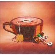 """Набор для вышивания бисером Глурия (Астрея) """"Кофе"""""""