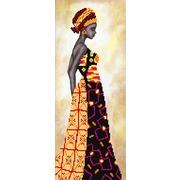 """Ткань с рисунком для вышивки бисером Матрёнин посад """"Конго"""""""