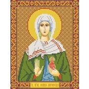 """Набор для вышивания бисером Nova sloboda """"Св. Прав. Иоанна (Яна, Жанна) Мироносица"""""""