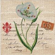 """Ткань с рисунком для вышивки бисером Глурия (Астрея) """"Нежность цветка"""""""