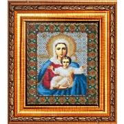 Аксессуары Мир Багета Рамка для иконы Божьей Матери Аз есмь с вами