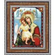 Аксессуары Мир Багета Рамка для иконы Божьей Матери Достойно Есть