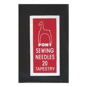 Аксессуары Pony Иглы для гобеленовых и трикотажных тканей