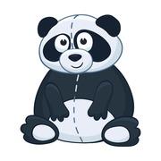 """Набор для вышивания крестом Матрёнин посад """"Панда"""""""