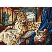 """Набор для раскрашивания Белоснежка """"Римский леопард"""""""