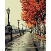 """Набор для раскрашивания Белоснежка """"Осенний дождь"""""""