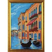 """Набор для вышивания бисером Радуга бисера (Кроше) """"Гранд Канал. Венеция"""""""