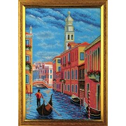"""Набор для вышивания бисером Радуга бисера (Кроше) """"Колокольня Сан Марко. Венеция"""""""