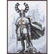 "Набор для вышивания крестом Палитра ""Рыцарский замок"""