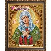 """Набор для выкладывания мозаики Алмазная живопись """"Икона Богородица Умиление"""""""