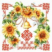 """Набор для вышивания крестом Чудесная игла """"Гармония и взаимопонимание"""""""