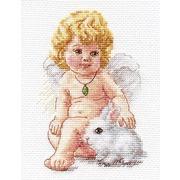 """Набор для вышивания крестом Алиса """"Ангел Хранитель"""""""
