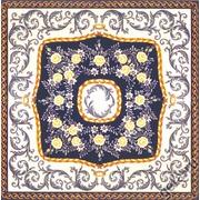 """Канва/ткань с нанесенным рисунком Diamant """"Панно с орнаментом"""""""