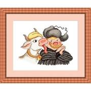 """Набор для вышивания крестом Русский фаворит """"Мой миленок"""""""