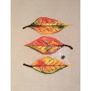 """Набор для вышивания крестом Марья искусница """"Осенние листья"""""""