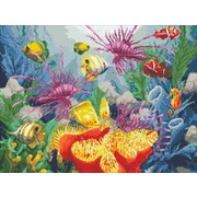 """Набор для выкладывания мозаики Паутинка """"Подводный мир"""""""