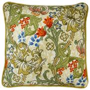 """Набор для вышивания крестом Bothy Threads подушка """"Golden Lily"""" William Morris (Золотая лилия)"""