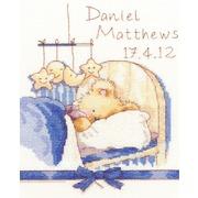 """Набор для вышивания крестом Bothy Threads """"Bedtime"""" (Пора спать)"""