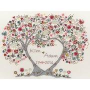 """Набор для вышивания крестом Bothy Threads """"Love Blossoms"""" (Любимые цветы)"""