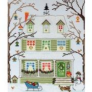"""Набор для вышивания крестом Bothy Threads """"Winter"""" (Зима)"""